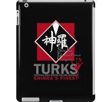Turks (Final Fantasy VII - ShinRa's Finest) [Dark Version] iPad Case/Skin