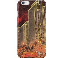 Starry Night - San Francisco iPhone Case/Skin