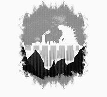 Godzilla is coming Unisex T-Shirt