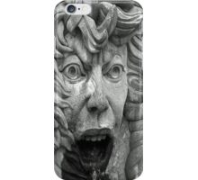 Fire Face Fountain  iPhone Case/Skin