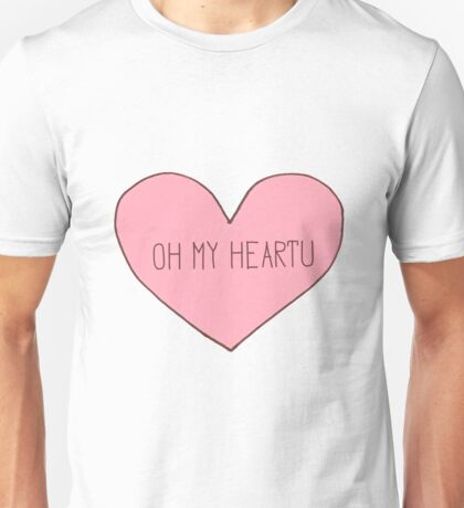 Oh my hearty - BTS Unisex T-Shirt