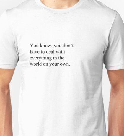 SKAM Eskild quote Unisex T-Shirt