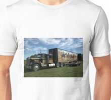 "1974 Kenworth W900A ""Smokey and the Bandit"" Semi Truck Replica Unisex T-Shirt"