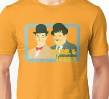 Laurel & Hardy Unisex T-Shirt