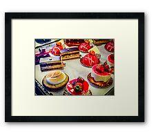 Paris Sweets Framed Print
