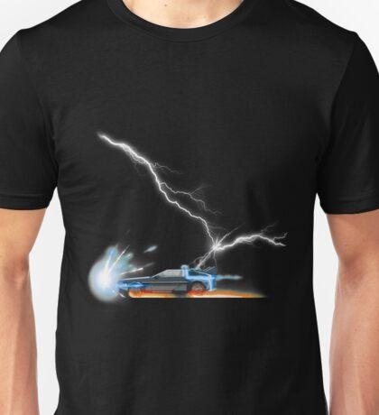 Back to the future - Retour vers le futur Unisex T-Shirt