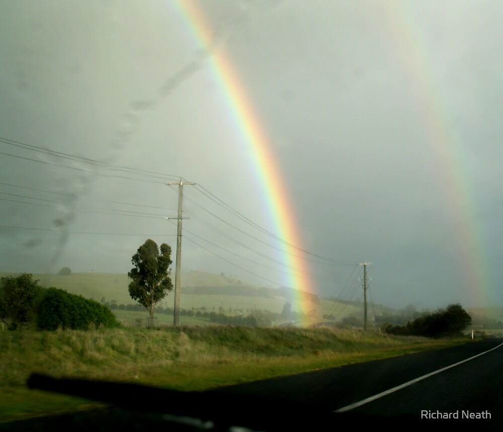 Rainbow  by Richard Neath