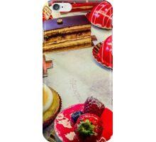 Paris Sweets iPhone Case/Skin