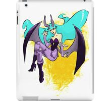 Dark Stalkers- The Morrigan iPad Case/Skin