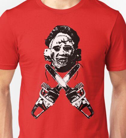 Leather Face  Unisex T-Shirt