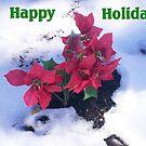 Happy Holidays by Melinda Showers