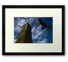 Song of Stone and Sky Framed Print