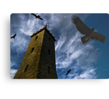 Song of Stone and Sky Metal Print