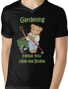 Gardening Tips Mens V-Neck T-Shirt