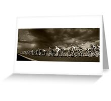Ride on Greeting Card