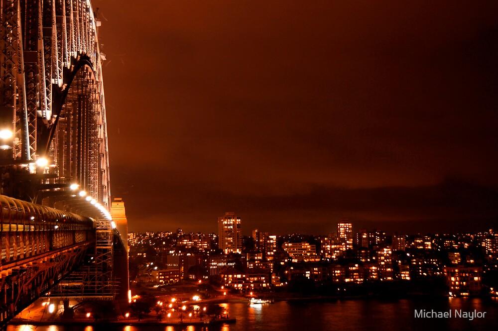 Harbour Bridge  by Michael Naylor