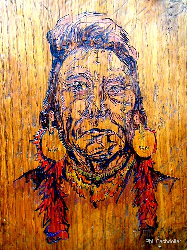 Chief by Phil Cashdollar