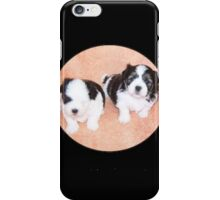 Lucky & Ziggy iPhone Case/Skin