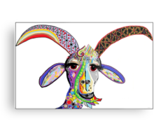 Somebody Get Your Goat? Metal Print