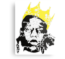 Notorious B.I.G - The HipHop Show Metal Print
