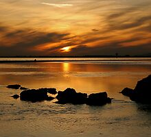Crescent Beach - Sunset by PRboy