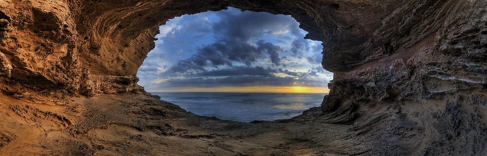 Cave Pan by Robert Mullner