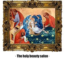 The holy beauty salon by ayay