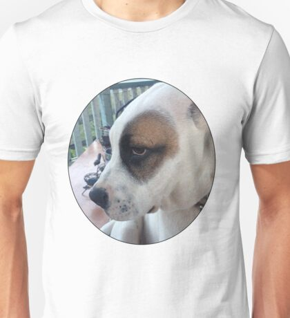 Max The Dog Unisex T-Shirt