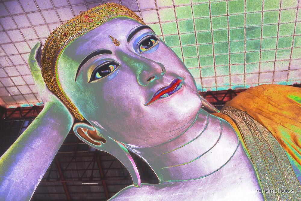 Buddha Dreams... by randmphotos