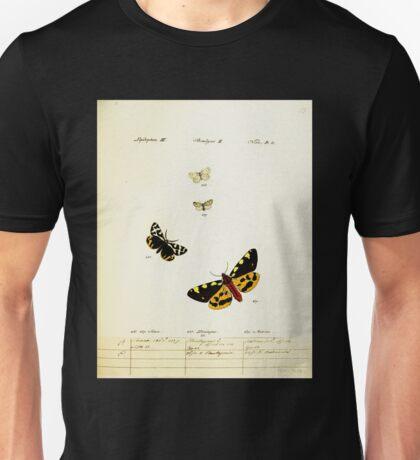 Jacob Hübner's papilio 1841 090 Unisex T-Shirt