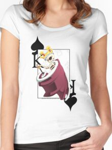 Life Is a Gamble Women's Fitted Scoop T-Shirt
