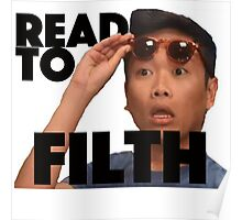 Read to Filth Poster