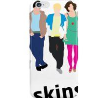 Skins Cast 1 iPhone Case/Skin
