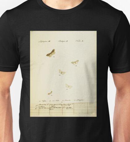 Jacob Hübner's papilio 1841 052 Unisex T-Shirt