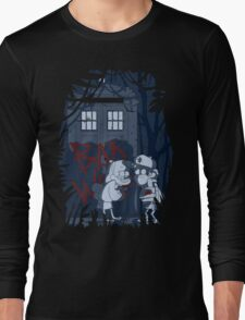 Bad wolf here? Long Sleeve T-Shirt