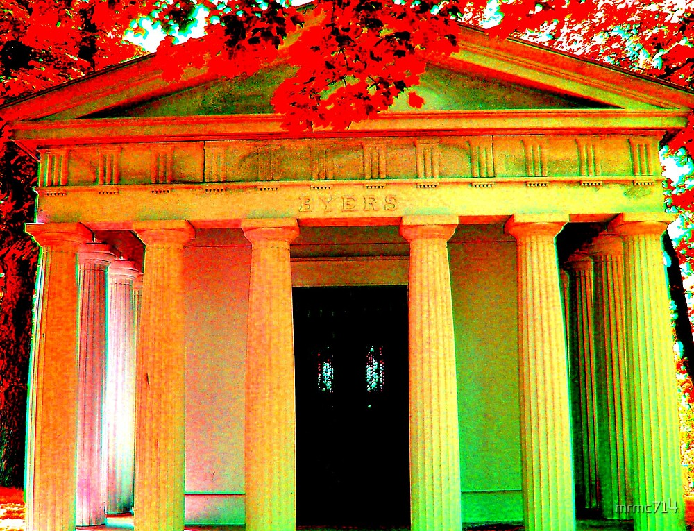 colored pillars by mrmc714