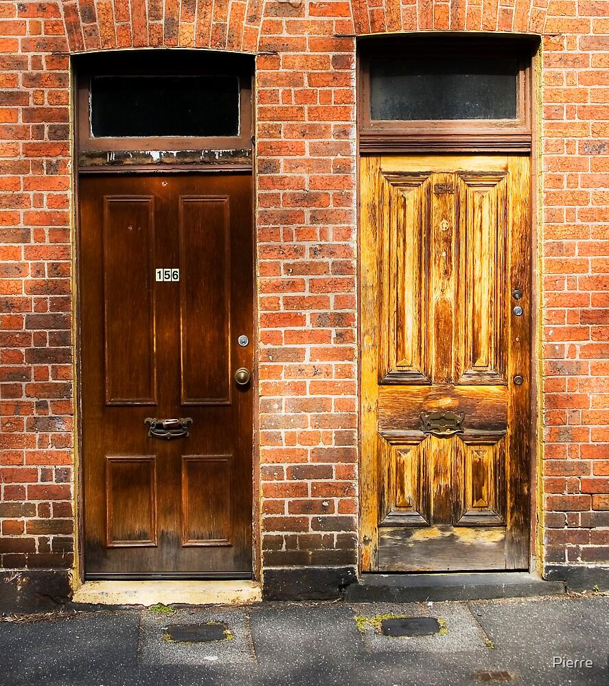 Doors by Pierre
