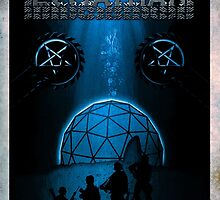 Call of Duty Zombies: Leviathan Final Poster #3 by HexZombies
