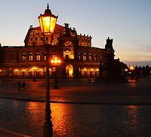 Dresden, Opera by Andrew Reid Wildman