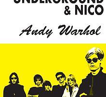 The Velvet Underground/Andy Warhol by joshgluck
