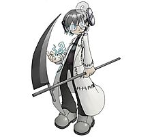 Soul Eater - Stein and Spirit Photographic Print