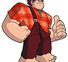 Wreck-it Ralph by 57MEDIA