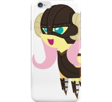 BBFFF Style Fluttershy, Skyrim version iPhone Case/Skin