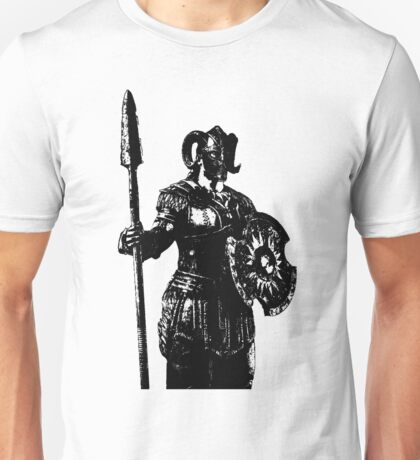 Weathered Valkyrie For Honor Unisex T-Shirt