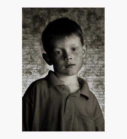 Boy Photographic Print