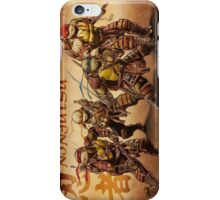TMNT NINJUTSU iPhone Case/Skin