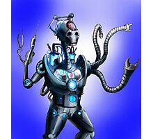 Cyber-Surgeon Photographic Print