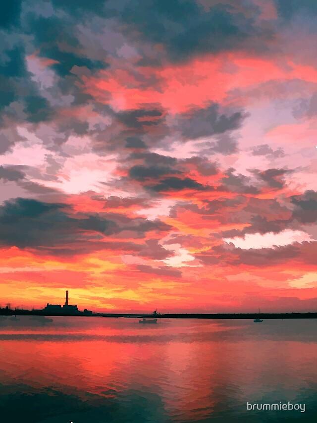 Artistic Sunrise by brummieboy