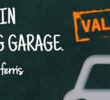 Seeking Validation Sticker