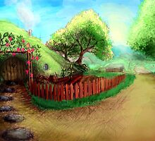 Home Sweet Shire by Matt Morrow